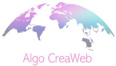 Logo d'Algo CreaWeb