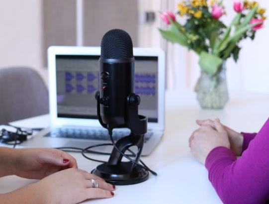 Rédaction web pour une interview